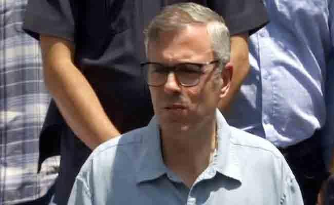 Omar Abdullah Says Want Hear Word From Centre Situation In JK - Sakshi