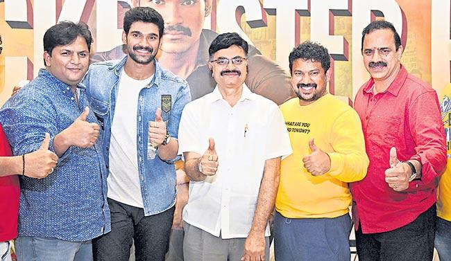 rakshasudu movie press meet - Sakshi
