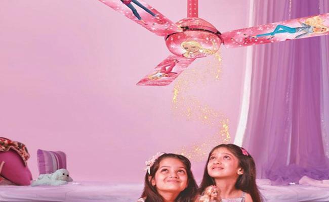 Usha International Launch Kids Fan - Sakshi