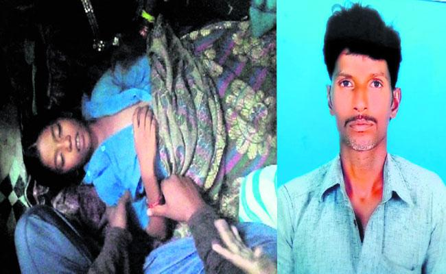 A Girl Died With Power Shock In Kurnool - Sakshi