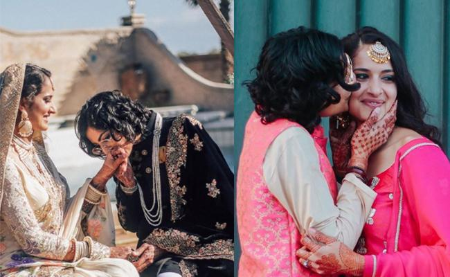 Two Ladies From India and Pakistan Tie Knot - Sakshi