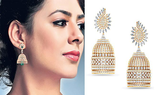 Earrings Fashion Jewellery - Sakshi
