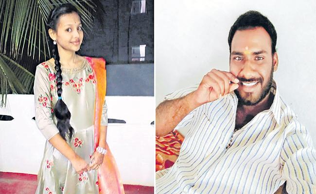 Class 10 Student Murdered In Jadcherla Telangana - Sakshi
