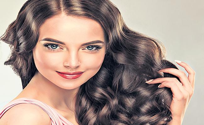 Hair Buety Tips - Sakshi