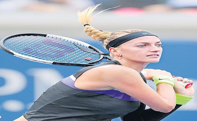 Petra Kvitova Defeat In Us Open In New York - Sakshi
