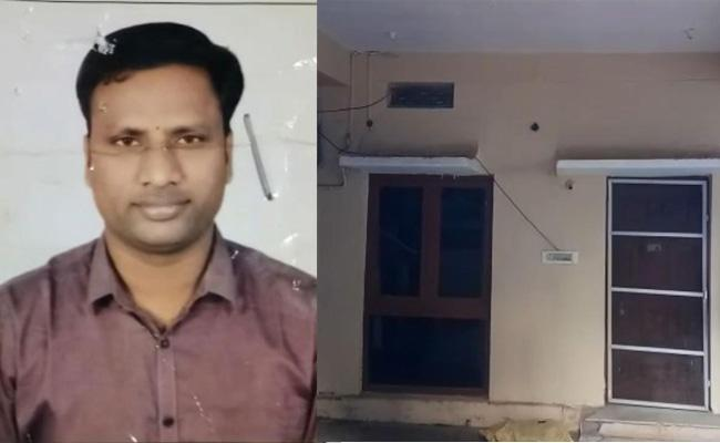 Software Employee Killed In Kukatpally - Sakshi