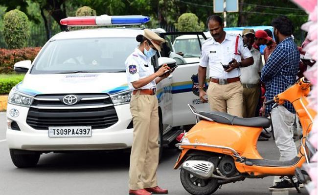 Motor Vehicle Act 2019 Higher Penalty For Traffic Violations - Sakshi