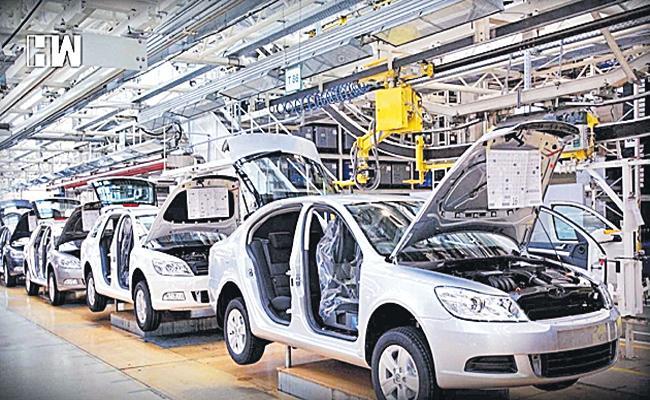 Passenger Vehicle Sales Running Loss - Sakshi