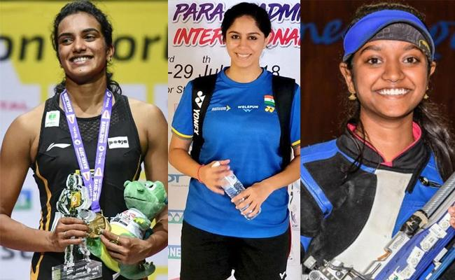 Golden Girls Of India - Sakshi