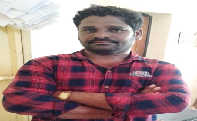 A Man Harassed A Married Women In Mancherial - Sakshi