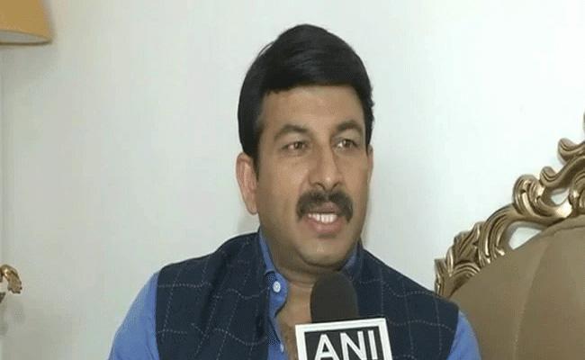 Manoj Tiwari Says Its Necessary To Have NRC In Delhi - Sakshi