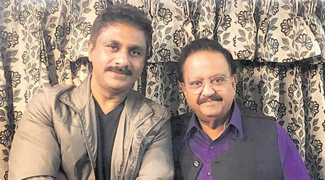 Palasa 1978 first song launched by SP Balasubrahmanyam - Sakshi