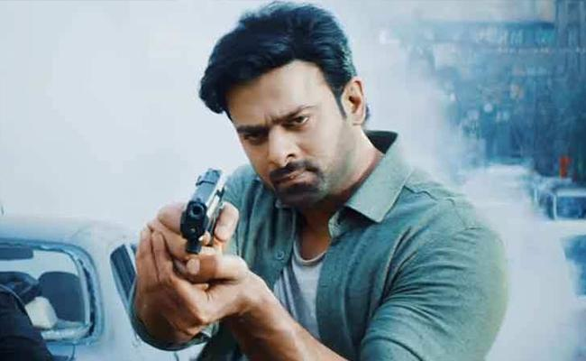 Prabhas's Saaho First Day Box Office Collections - Sakshi