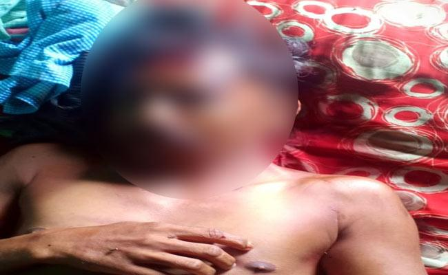 Husband Killed By Wife In Kurnool District - Sakshi