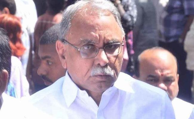 KVP Ramachandra Rao Writes Letter To Nirmala Sitharaman - Sakshi