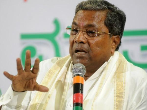 Siddaramaiah Compares JDS Workers to Prostitutes - Sakshi