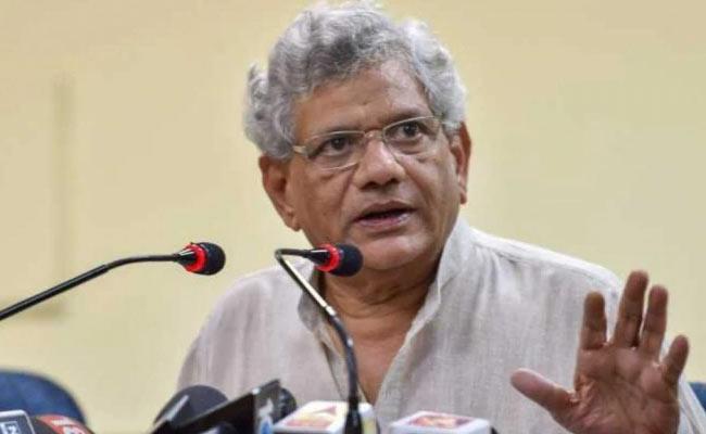 Sitaram Yechury Writes Letter To Rajasthan CM Ashok Gehlot - Sakshi