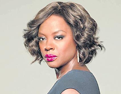 Viola Davis to play Michelle Obama in First Ladies series - Sakshi