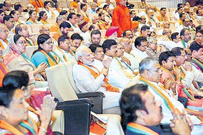 Party workers are like mother, donot forget their contribution - Sakshi
