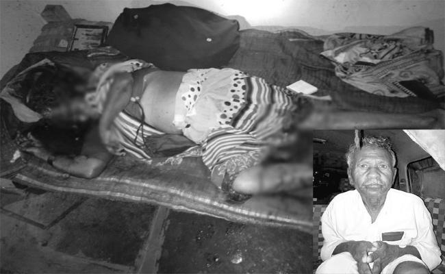 The Husband Who Murdered His Wife With Angry  - Sakshi