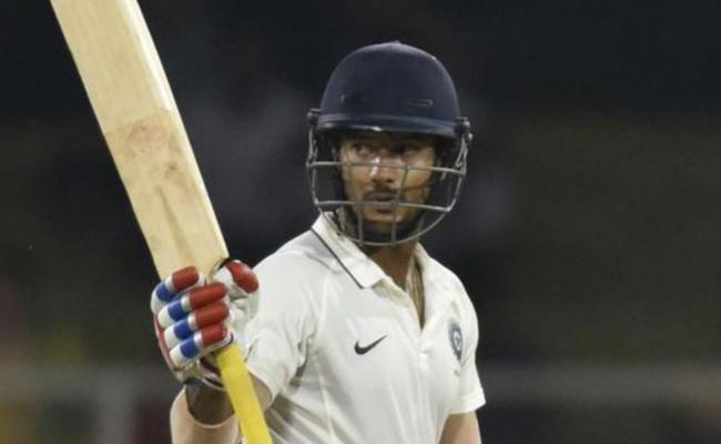 Agarwal Help India A To Win On West Indies A - Sakshi