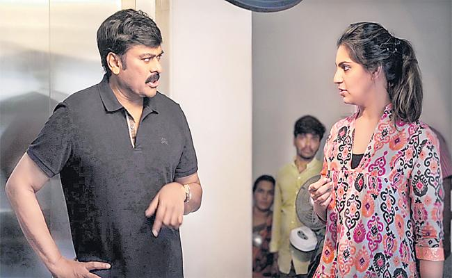 Upasana Special Interview With Chiranjeevi - Sakshi