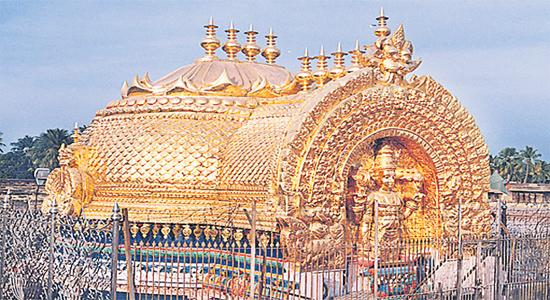 Temple Domes Remarking History About Devotions In Hindu Customs - Sakshi