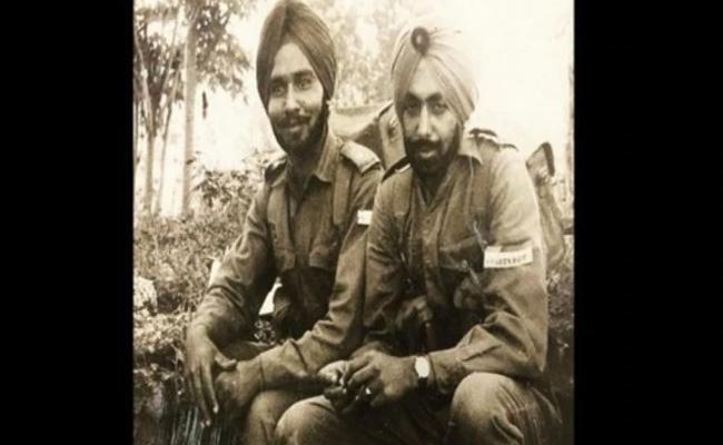 Punjab CM Amarinder Singh Recalls Army Days On Friendship Day - Sakshi