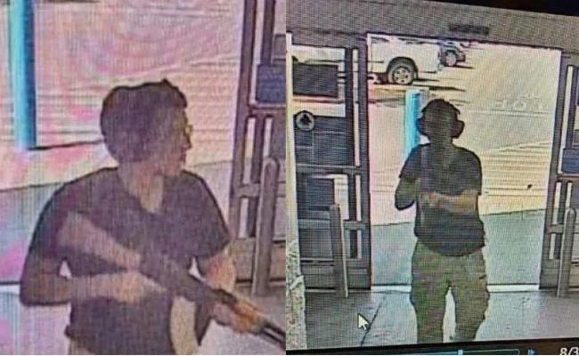 20 Dead After Shooting At Walmart In Texas - Sakshi