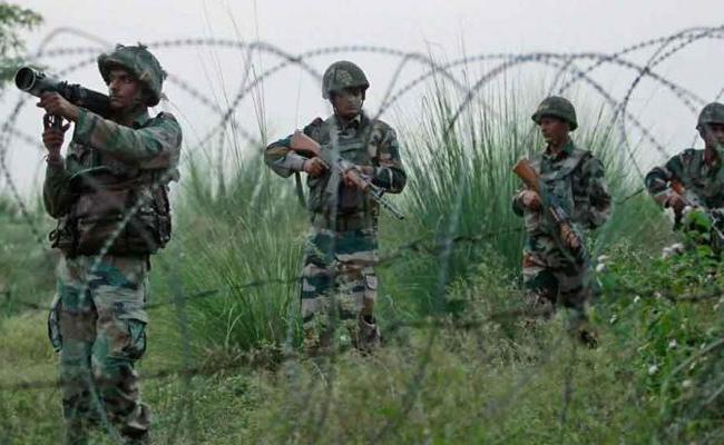 Indian Army Asks Pakistan To Take Back Bodies Of BAT Personnel - Sakshi