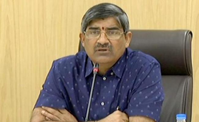 CS LV Subramanyam Statement On Plastic Ban In Krishna District - Sakshi