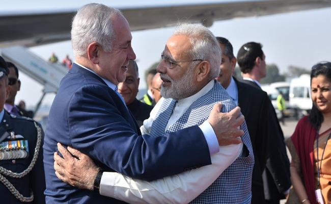 Israel PM Benjamin Netanyahu Greets PM Modi On Friendship Day - Sakshi