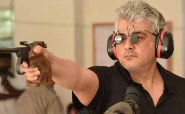 Ajith Qualifies Finals For Shooting Championship - Sakshi