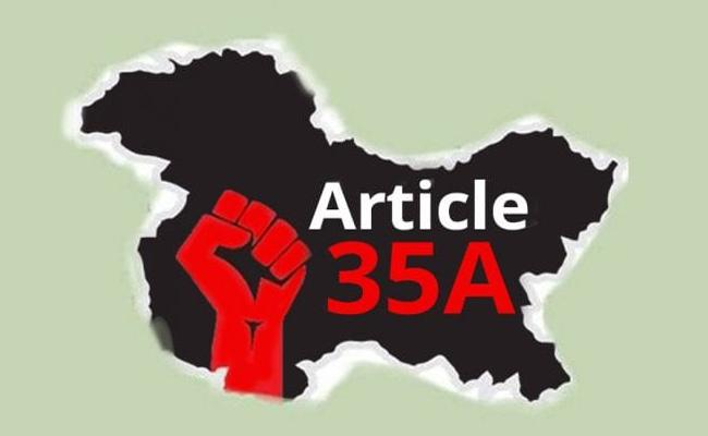 Story About  Article 35A - Sakshi