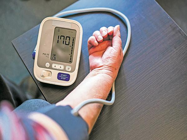 More than 20 billion high blood pressure victims across the country - Sakshi