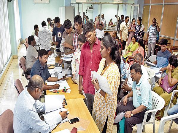 Confusion over medical reservations - Sakshi