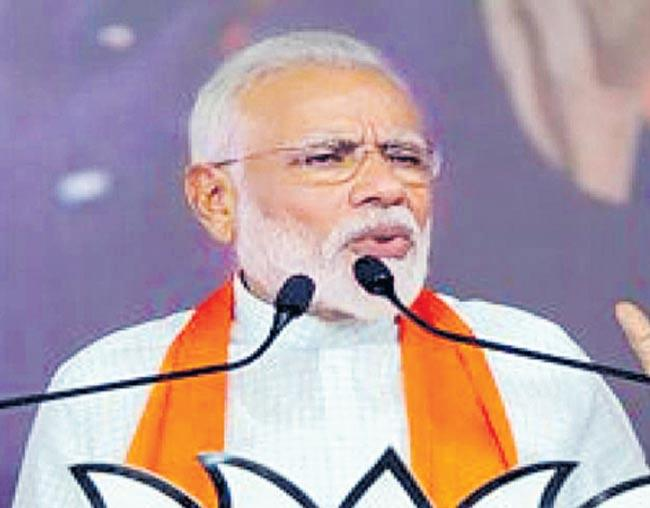 FOCUS ON 2024 ELECTIONS SAYS NARENDRA MODI - Sakshi