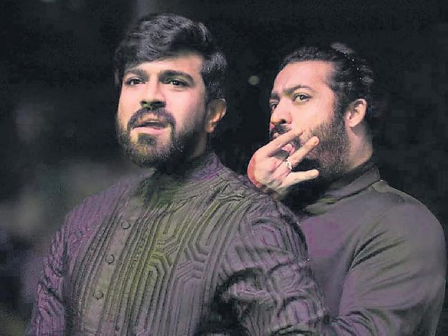 Ram charan: Tarak-Charans bromance on Friendship Day - Sakshi