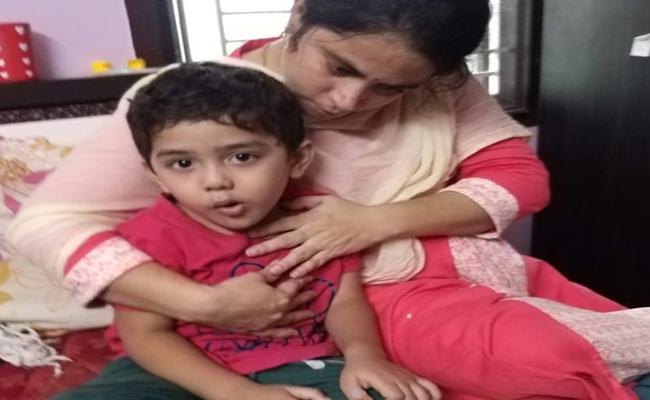 Police Suspects Jashith Relatives In Kidnap Case In East Godavari - Sakshi