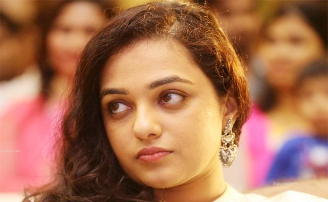 Nithya Menen live in Ashram For one Week - Sakshi