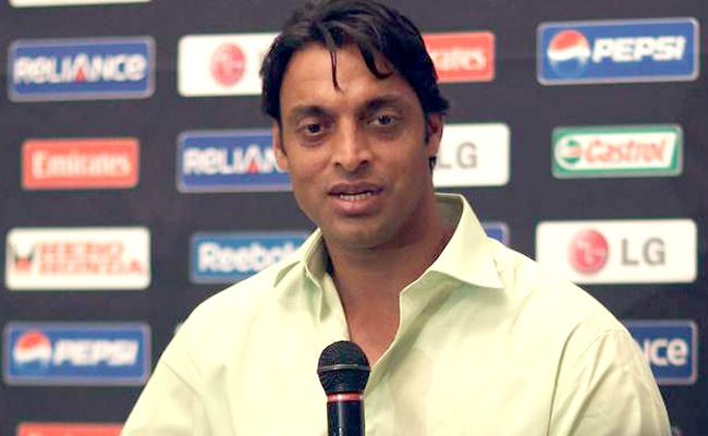 After Lee and Gilchrist On Jersey Numbers Irk Akhtar - Sakshi