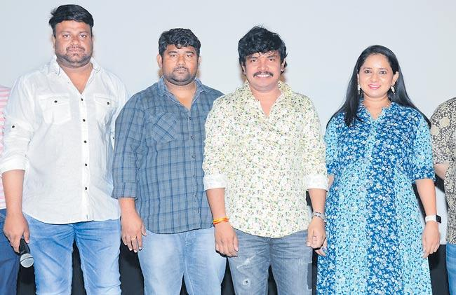 Kobbari Matta Trailer Launch - Sakshi