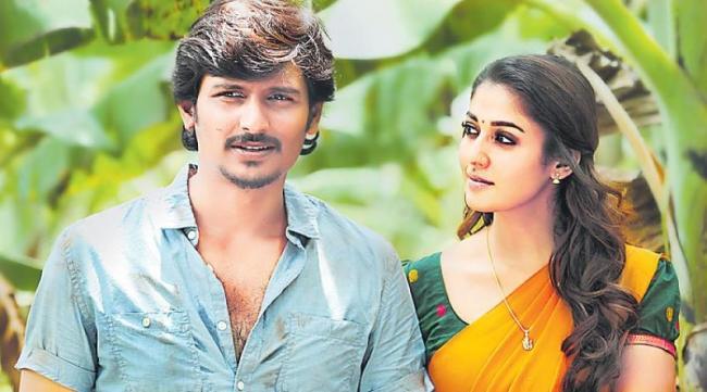 Jeeva, Nayanthara new movie Veedu Sarrainodu - Sakshi