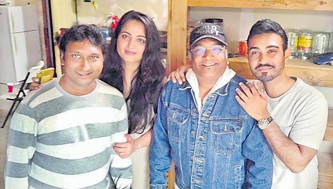 Nisabdham movie updates - Sakshi