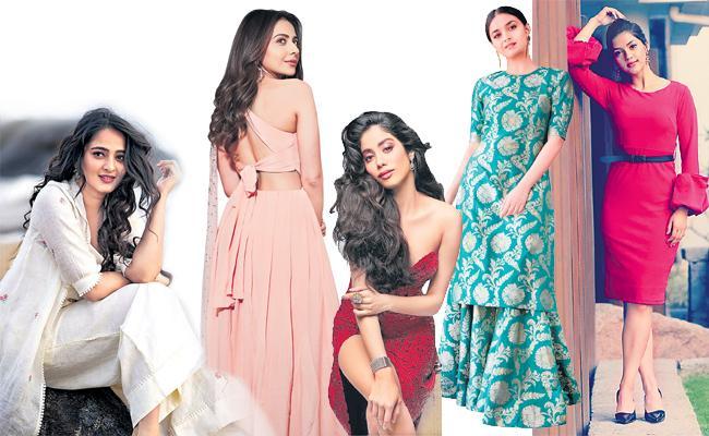 Heroines Zero Size Trend in Movies - Sakshi