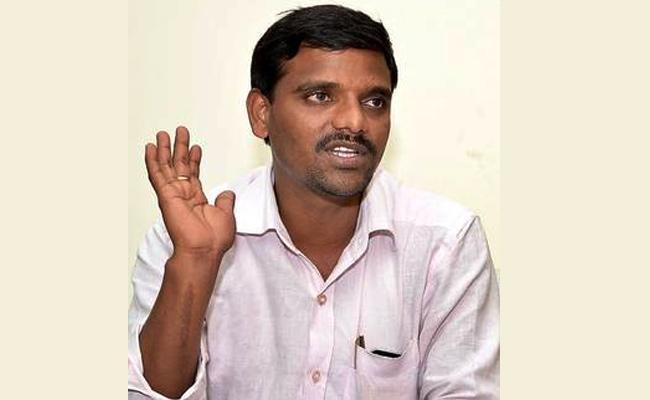 BC Caste Committee Demands Protect to Theenmaar mallanna - Sakshi