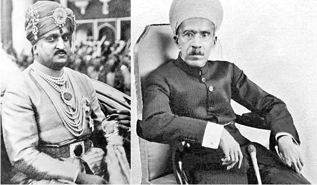 history of kashmir and hyderabad provinces - Sakshi
