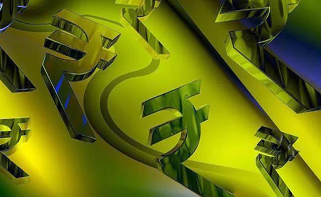 Rupee rises over 26 paise - Sakshi
