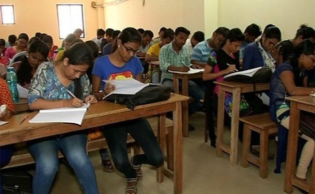 Minor changes in Secretariat exam schedule - Sakshi