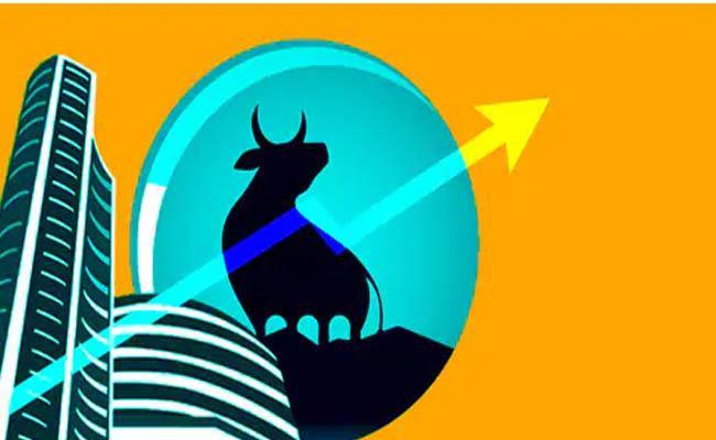 Sensex Extends Gain Rises Over 500 Points - Sakshi